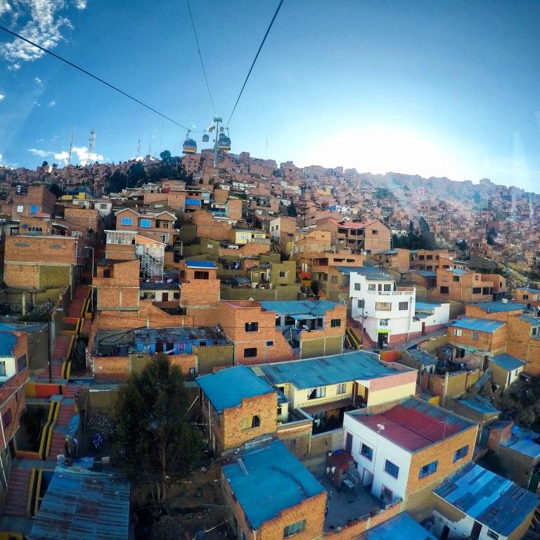La Paz - 2017 Christie Lee