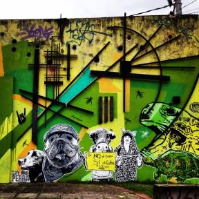 2014 Christie Lee - Bogota Graffiti