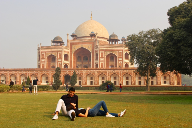 humayun tomb - 2018 christie lee