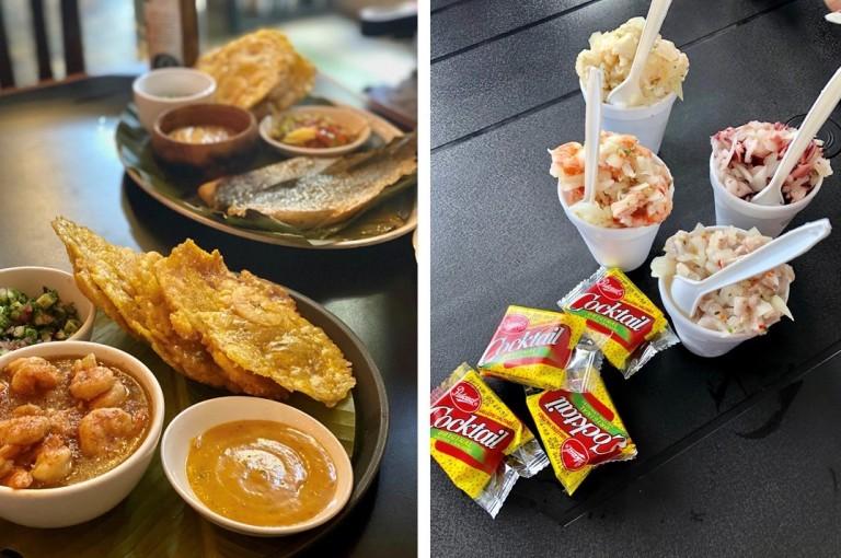 Food in Panama City 2019 Christie Lee