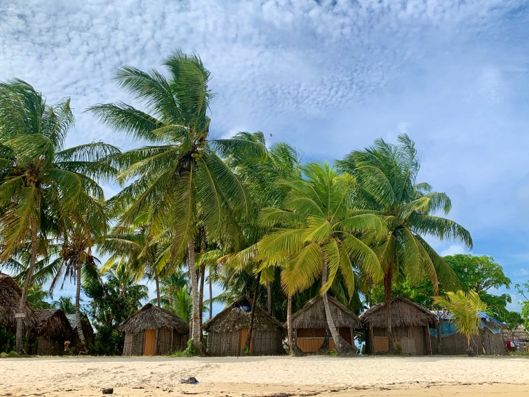 Ina Island Huts 2019 Christie Lee